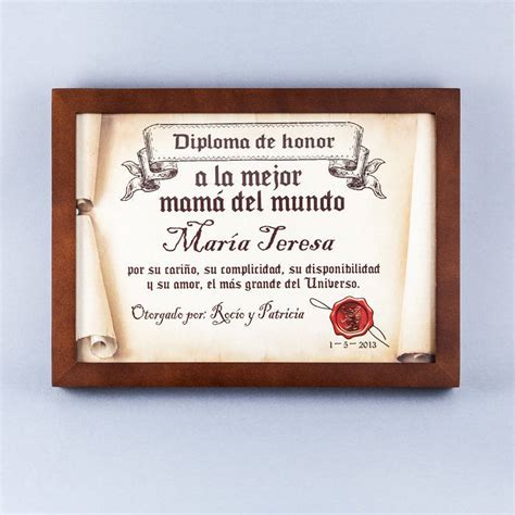 diploma madres diploma ala mejor madre apexwallpapers com