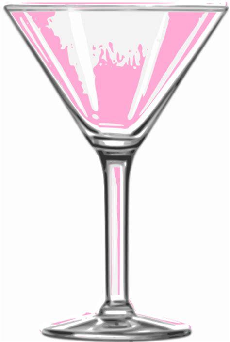 pink martini clip art pink marftini clip art at clker com vector clip art