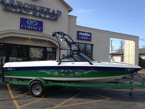 wakeboard boats arkansas 2003 malibu wakesetter powerboat for sale in arkansas