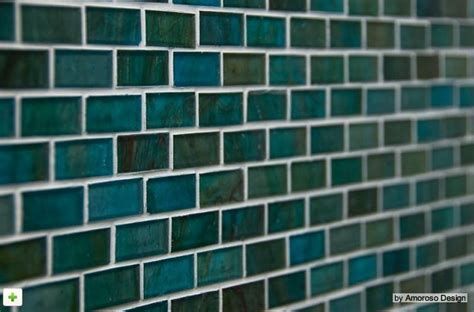 teal backsplash for the kitchen things