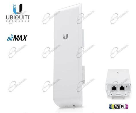 Modem Wifi M2 ubiquiti nanostation m2 200 per trasmettere e ricevere a distanza il segnale wireless modem