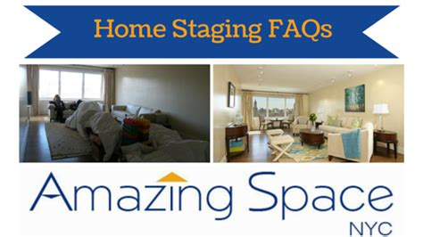 nyc home staging faqs