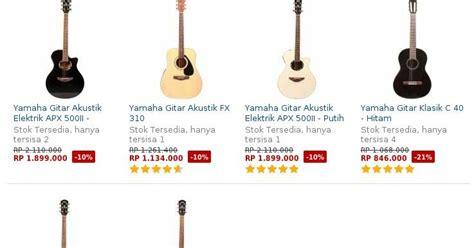 Harga Gitar Akustik Yamaha 2 Jutaan daftar harga gitar akustik yamaha terbaru harga gitar
