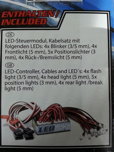 led light kits for trucks led multi light kit truck