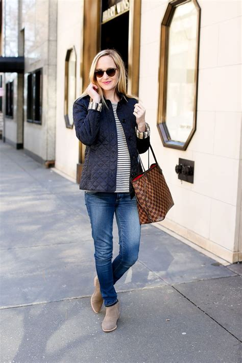 Burberry Quilted Denim Tote by Best 25 Burberry Quilted Jacket Ideas On
