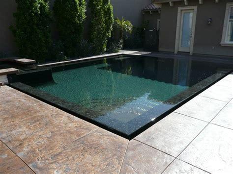 Spa Bedroom Decorating Ideas perimeter overflow pool pool los angeles by allstate