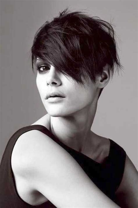google pixie haircuts asymmetrical pixie cut for round face google search
