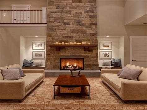 living room designs  fireplace great room fireplace