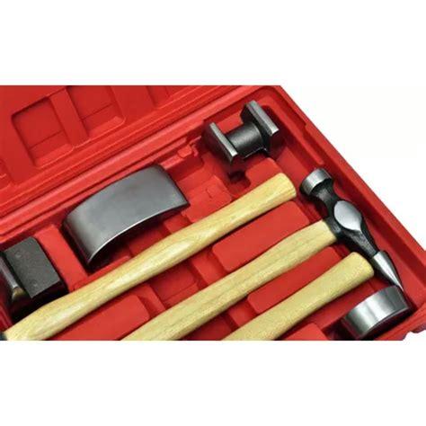 Tas Tapis Bordir 7 acheter set de marteau et tas pour carrossier 7 pi 232 ces pas cher vidaxl fr