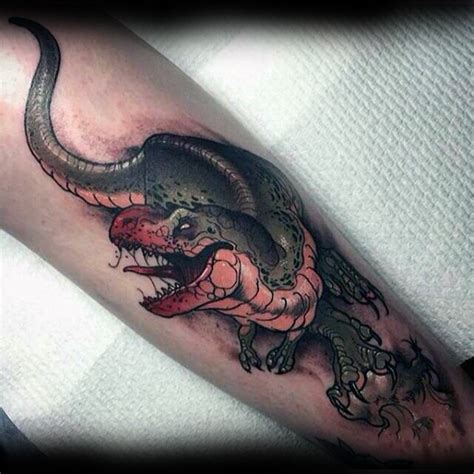 cartoon realism tattoo cool dragon disign part 3 tattooimages biz