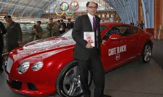 Bentley Bond Bond Book Carte Blanche Features Bentley Instead Of