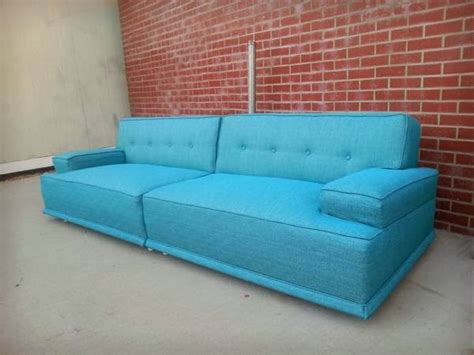 turquoise sofa for sale farm pink kroehler sofa s the turquoise ones