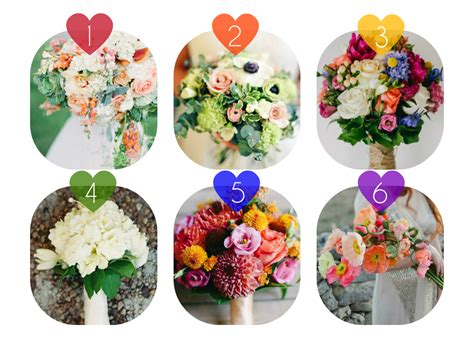 Wedding Bouquet Guide by The Guide To Understanding Wedding Bouquets Azazie