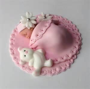 baby shower cake fondant cake topper baby edible cake