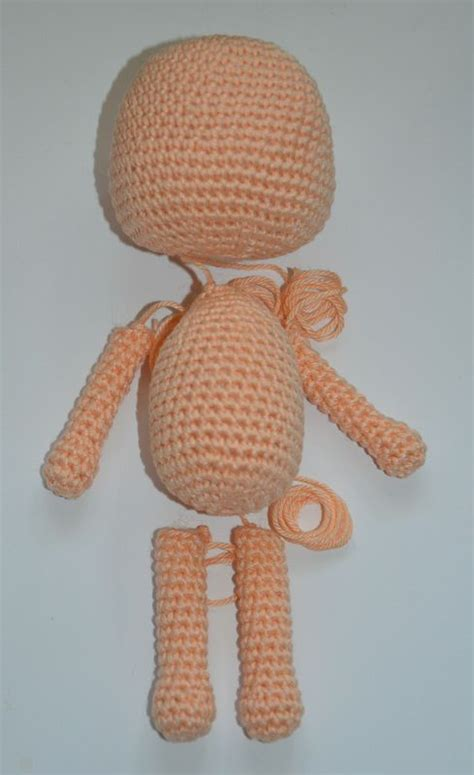 basic doll pattern dolls tutorials and simple crochet on pinterest