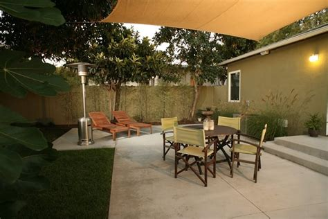 concrete patio ideas for small backyards patio cost landscaping network