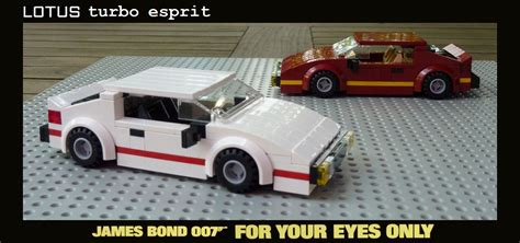 lotus for your only bond 007 for your only lotus turbo esprit