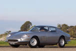 275 Gtb For Sale 1966 275 Gtb Nose Alloy Turns Up For