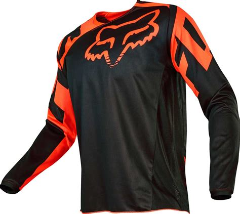 fox motocross apparel 2017 fox racing 180 race jersey mx motocross off road