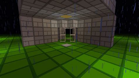 Minecraft Glass Door by Glass Pane Door Minecraft Project