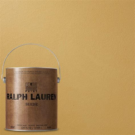 ralph 1 gal topez suede specialty finish interior paint su135 the home depot