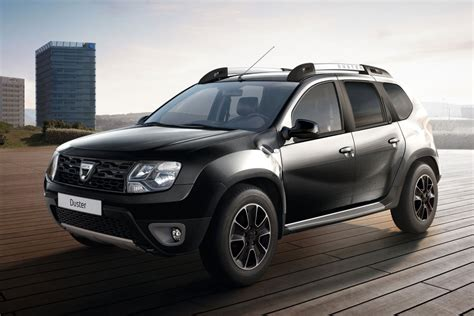 renault duster black tarifs dacia duster black touch