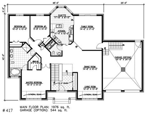 Open Floor Plans For Ranch Style Homes by American Bungalow House Plans An Old Passion Reawakened