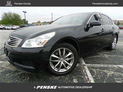 how make cars 2010 infiniti g electronic valve timing purchase used 4dr auto g35x awd sedan automatic gasoline 3 5l dohc 24 valve v6 alu black in