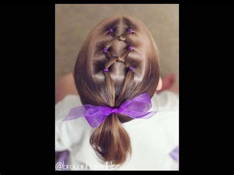 tubber band connect styles 1000 images about hairstyles using rubber band s on