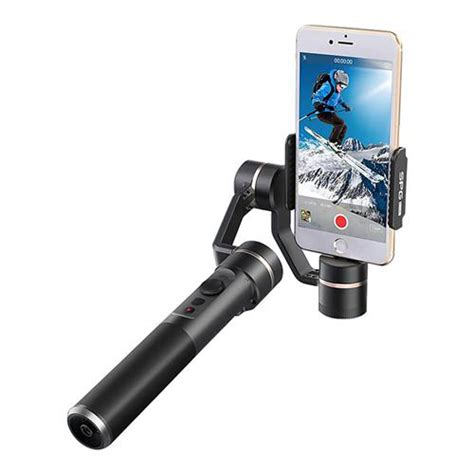 feiyu tech spg gimbal 3 axis stabilizer handheld for