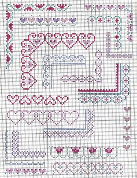 17 best images about free cross stitch patterns alphabet 17 best images about cross stitch borders on pinterest