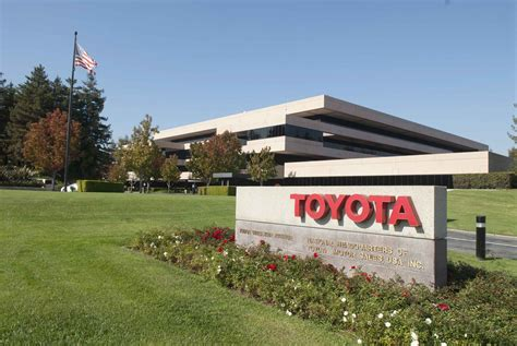 Toyota Us Headquarters Toyota U S A Headquarters Exteriors Torrance Ca