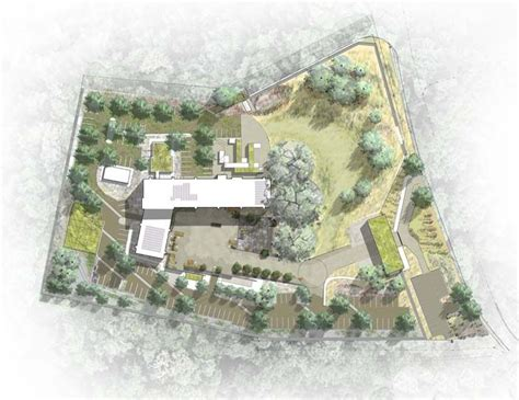 architectural site plan urban site plan drawing google search site plan