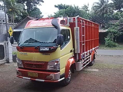 Ac Truk ashar jaya express variasi truk sport