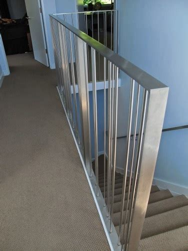 Contemporary Railings 1000 Ideas About Modern Stair Railing On