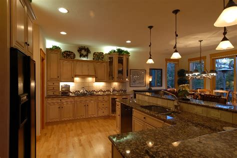 Large Kitchen Design by D Amp M Designs Interiors Amp Blinds Breckenridge Co