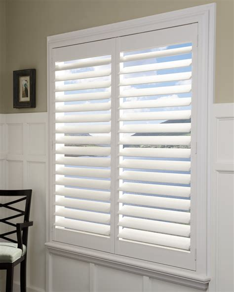 Bow Window Vs Bay Window basswood shutters