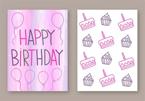 printable birthday card child 21 printable birthday cards psd vector download