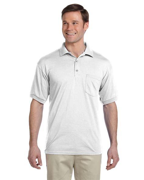 mens knit button shirt gildan s welt knit collar three button placket pocket