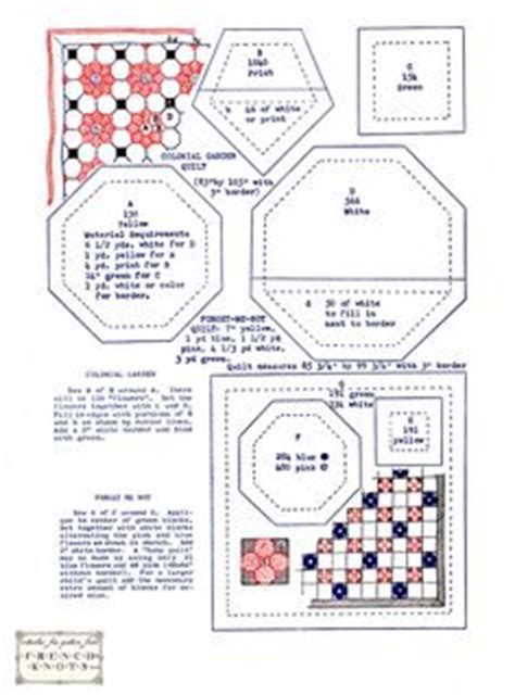 french knot bedspread pattern pattern for 4 quilting hexagon and triangle mate little