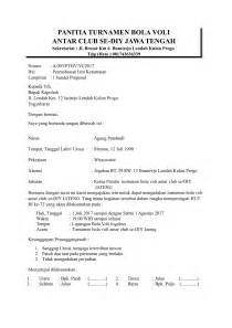 contoh surat peringatan wisata dan info sumbar