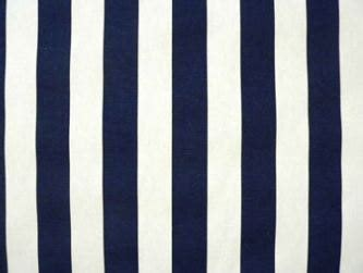 navy and white stripe waterford event rentals
