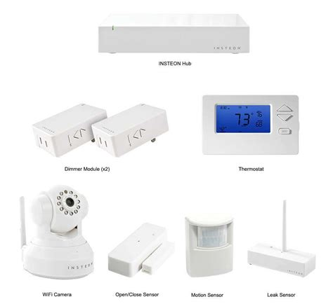 buy the insteon complete home automation kit at tigerdirect ca