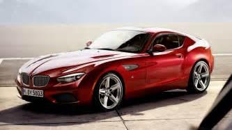 bmw zagato coupe concept car 2012