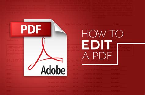with pictures pdf how to edit a pdf tips tricks and software digital