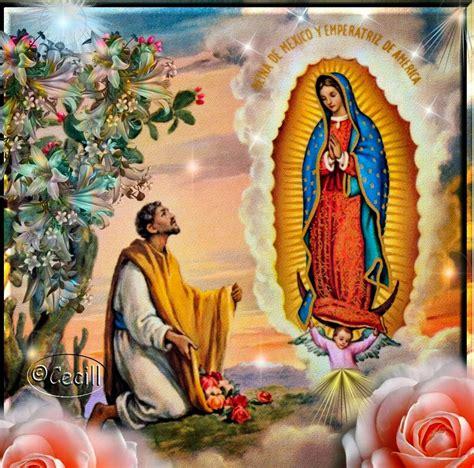 dibujos cat licos juan diego y la virgen de guadalupe 174 virgen mar 237 a ruega por nosotros 174 la cesta de la vida