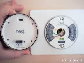 what you need to about installing your nest thermostat android central