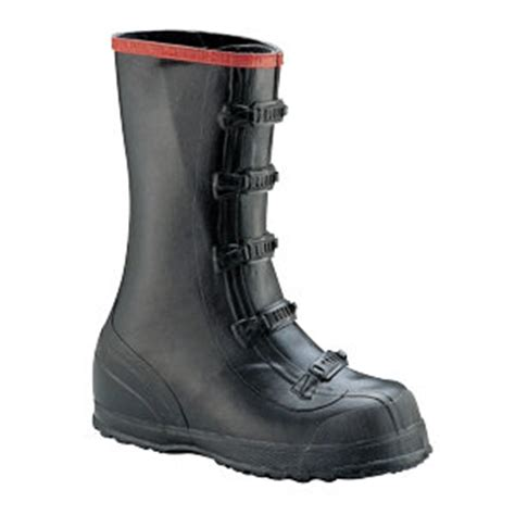 rubber boots at tractor supply servus men s supersize 5 buckle rubber overboot at tractor