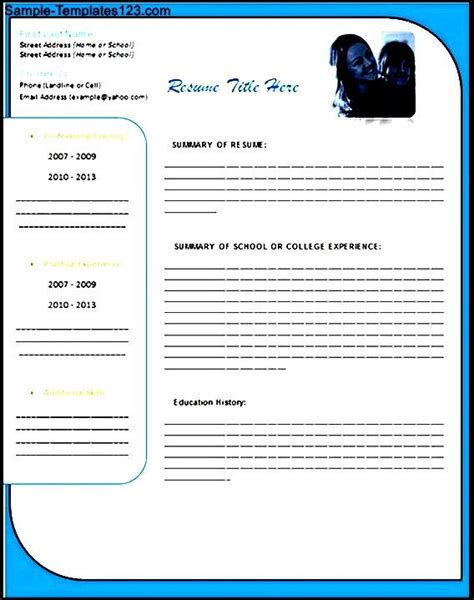 student resume templates microsoft word student resume template microsoft word sle templates