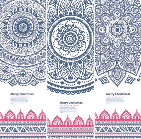 ethnic pattern svg christmas ethnic pattern banner vector 04 vector banner